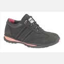 AMBLER LADIES TRAINER FS47 S1P SAFETY BLACK 42