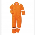 PORTWEST COVERALL FR28 BIZFLAME ORANGE LARGE