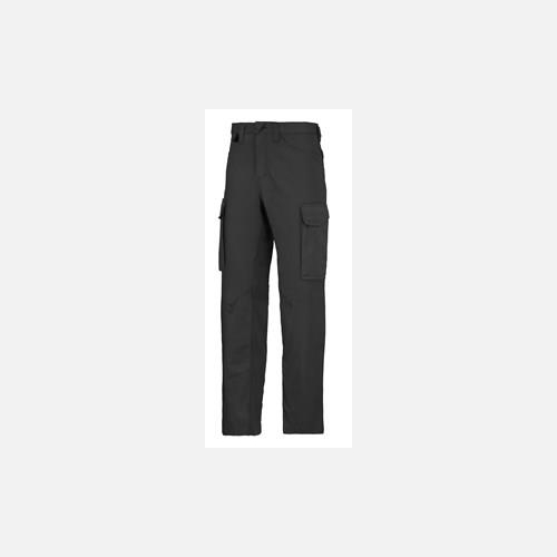 Snickers Black 6800 Service Trousers