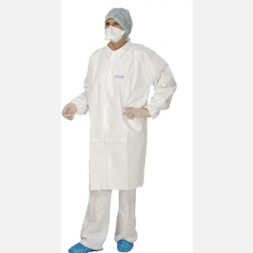 Disposable Laboratory Coat Poligard