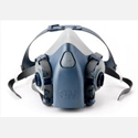 3M™ 7500 Reusable Half Face Mask Respirator Dark Blue Large