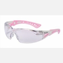 Bollé™ SPEC RUSH+SMALL LADIES  PLAT A-S A-F PINK SMALL