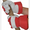 GLOVE USUR-R RIGGER RED S 10